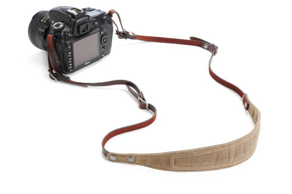 ONA Lima Camera Strap (Field Tan)
