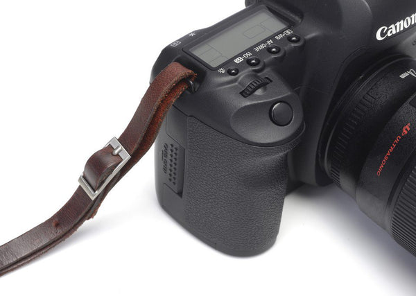 ONA Presidio Camera Strap (Dark Truffle)