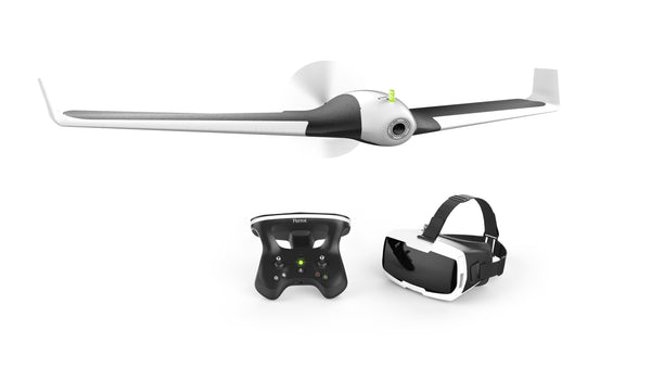 Parrot Disco Winged Drone with Skycontroller 2 and FPV