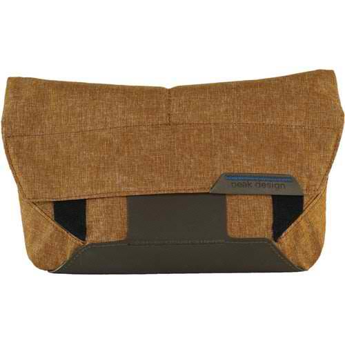 Peak Design The Field Pouch Lens Pouch (Heritage Tan)