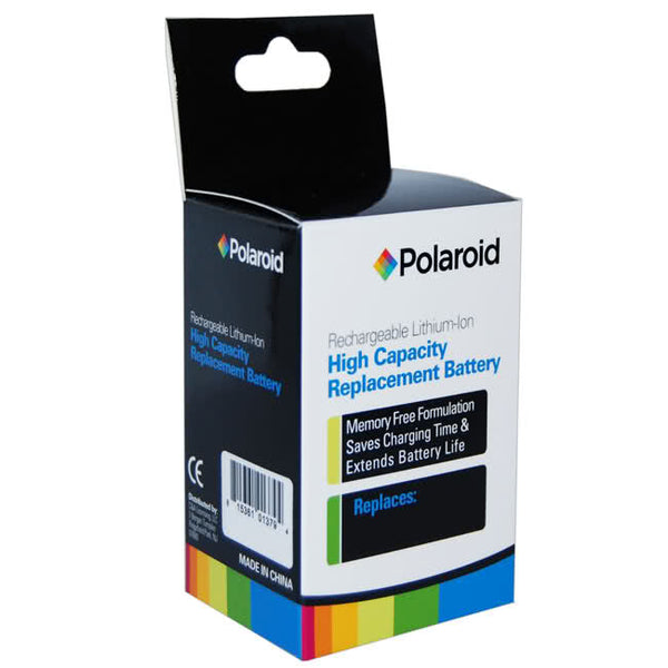 Polaroid High Capacity Pentax DLI109 Lithium Replacement Battery