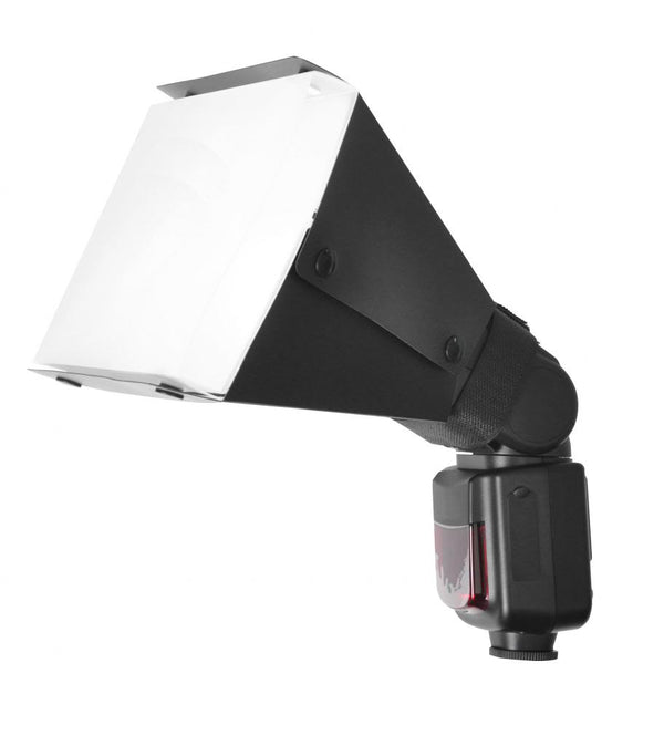 Polaroid Reflector and HoneyComb Diffuser for External Flash