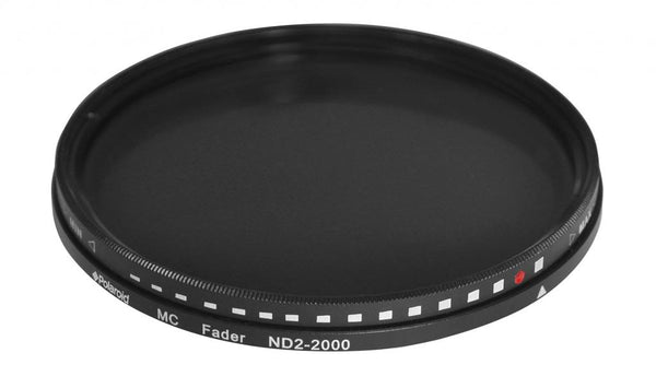 Polaroid Optics 58mm VR ND2-ND2000 Neutral Density (ND) Fader Filter