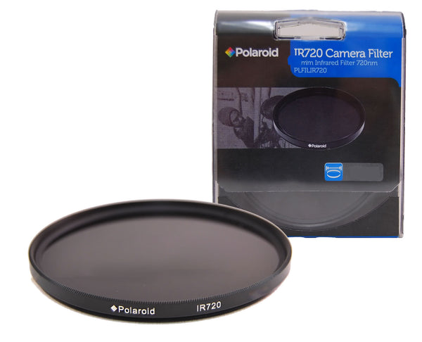 Polaroid Optics 49mm IR720 Infrared X-Ray Filter