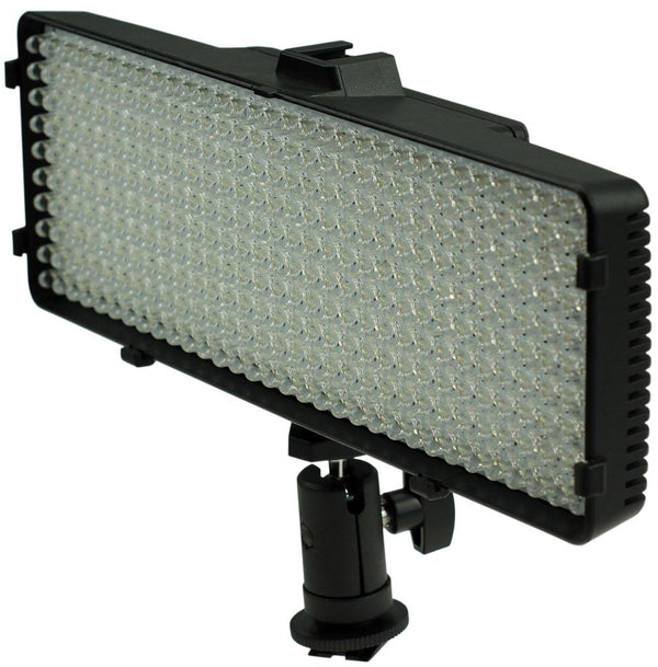 Polaroid 320 LED Dimmable-Vari-Temp Bright LED Video Light for DSLR