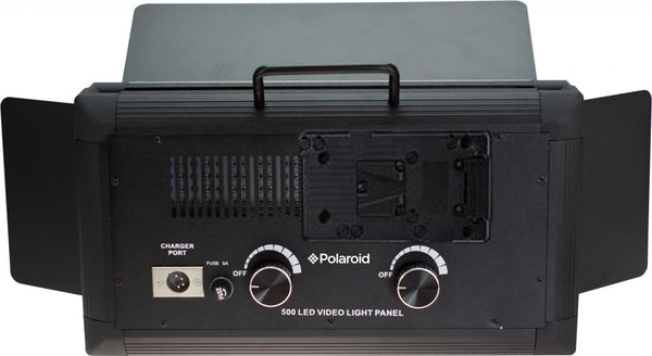 Polaroid 512 LED Dimmable Ultra Bright Light Panel for Studio Photography