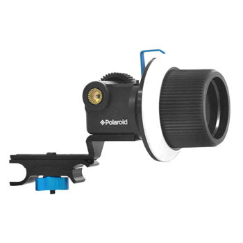 Polaroid PL-STA96FF Follow Focus System for 15MM Rod Stabilizers
