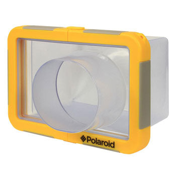 Polaroid Dive-Rated Large Waterproof Camera Housing