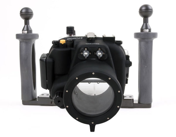 Polaroid Dual Handle Underwater Stabilizer for Polaroid Dive Housing
