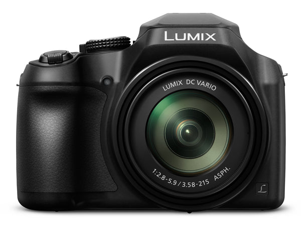 Panasonic Lumix FZ80 Compact Digital Camera with 20-1200mm lens