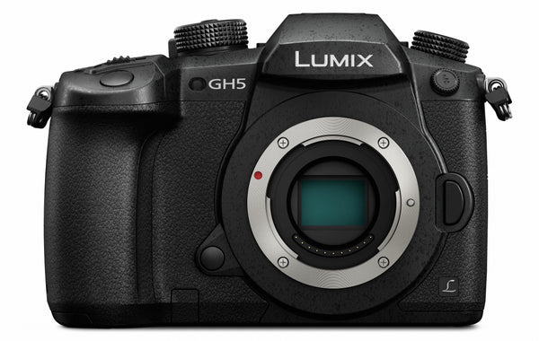 Panasonic Lumix GH5 Micro 4-3 Camera Body with Essential Accessories