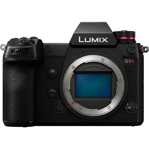 Panasonic Lumix DC-S1R Mirrorless Digital Camera Body