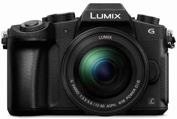 Panasonic Lumix G85 Mirrorless Camera with 12-60mm and 45-200mm Lenses