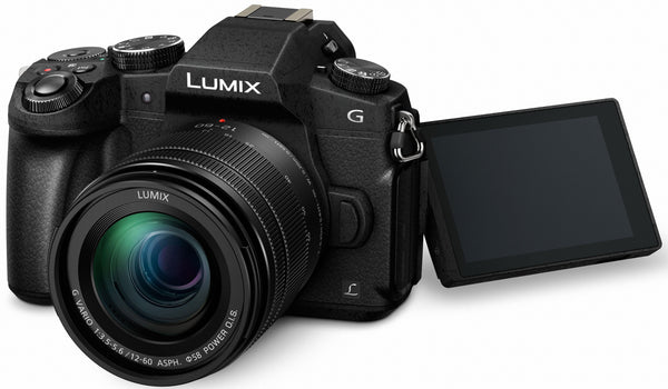 Panasonic Lumix G85 Mirrorless Camera with 12-60mm Lens