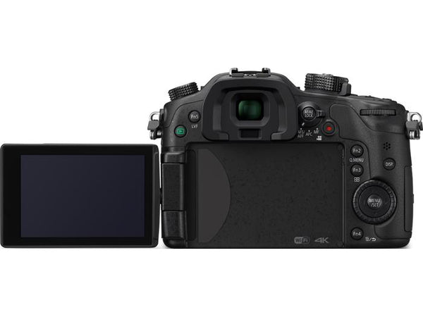 Panasonic Lumix DMC-GH4 Mirrorless Camera Body (Black)