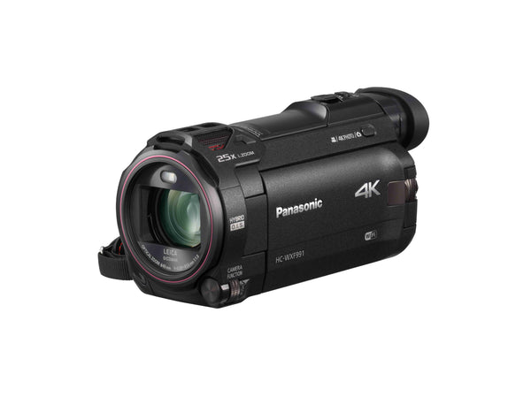 Panasonic WXF991 Ultra HD 4k Camcorder with Leica Zoom Lens