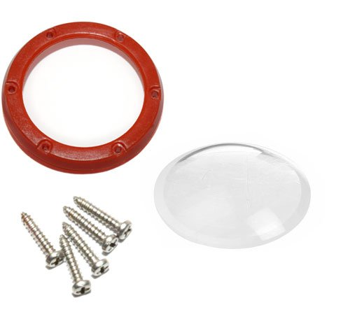 Polaroid Lens Replacement Kit for XS100 Action Camera