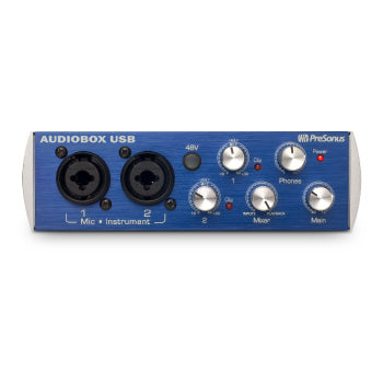 Presonus 2x2 USB recording interface