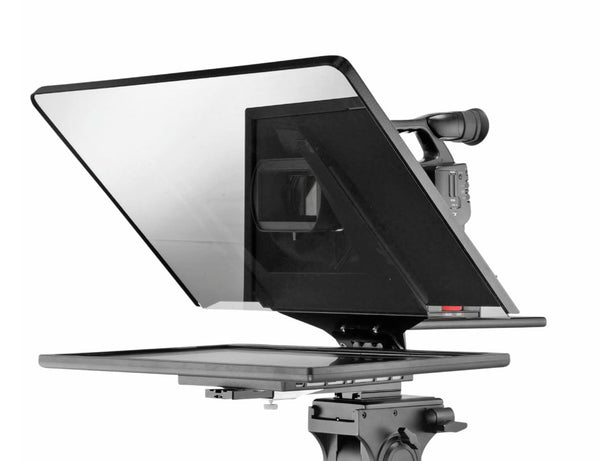 "Prompter People Flex 15"" Teleprompter with Reversing Monitor"