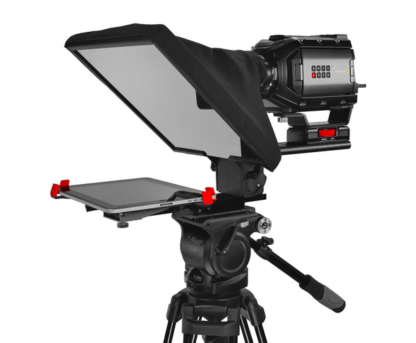 "Prompter People UltraFLEX 12"" Teleprompter with Reversing Monitor"