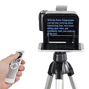 Parrot Teleprompter Wireless Teleprompter Remote