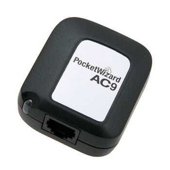 PocketWizard AC9 AlienBees Adapter f-Nikon