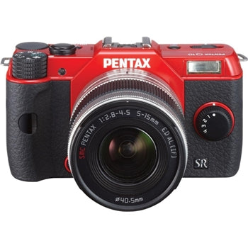 Pentax Q-10 Hybrid ILC System Camera with 5-15mm Lens