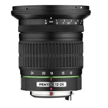 Pentax SMC 12-24mm f-4.0 ED AL (IF) DA Series Zoom Lens