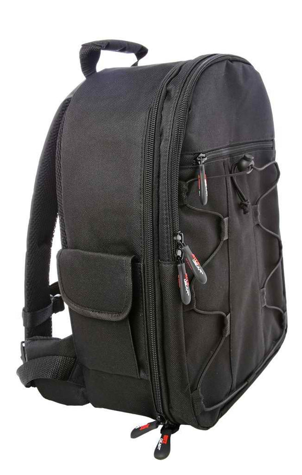 Ritz Gear Camera Backpack - Fits 2 DSLRs, 3-4 Lenses, and Accessories
