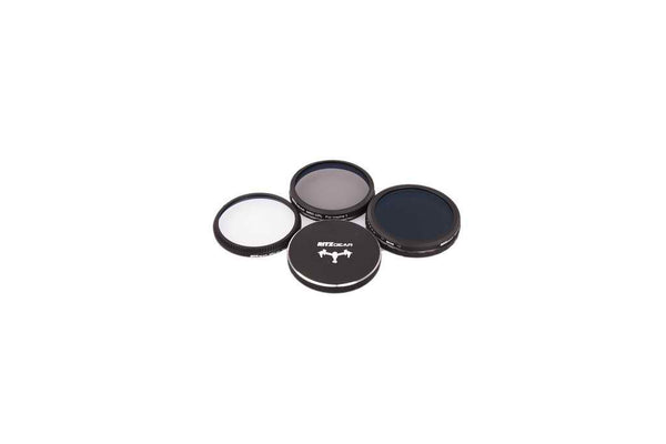 Ritz Gear Filter Kit for DJI Phantom 3 Professional with Lens Cap