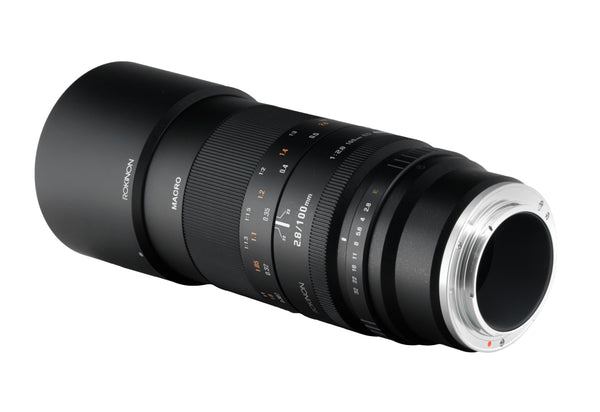 Rokinon 100mm F2.8 Full Frame Macro Lens for Fuji X