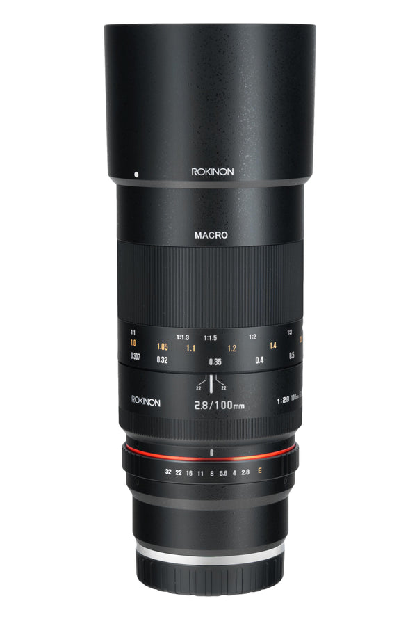 Rokinon 100mm F2.8 Full Frame Macro Lens for Sony Alpha A Mount