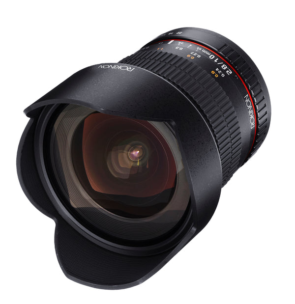 Rokinon 10mm F2.8 Ultra Wide Angle Lens for Sony E-Mount