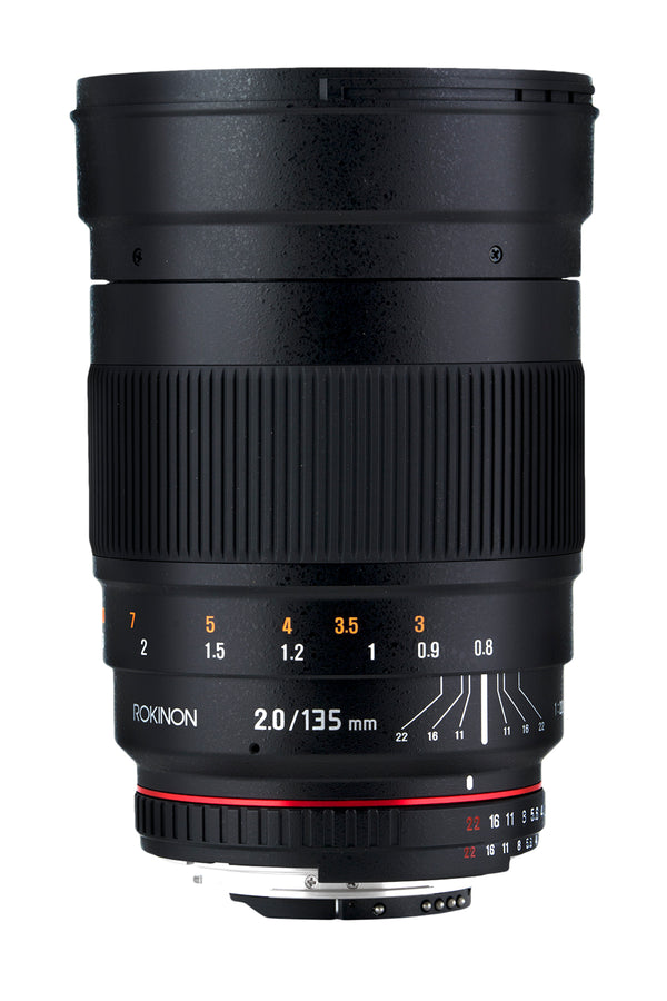 Rokinon 135mm F2.0 Telephoto Lens for Sony A