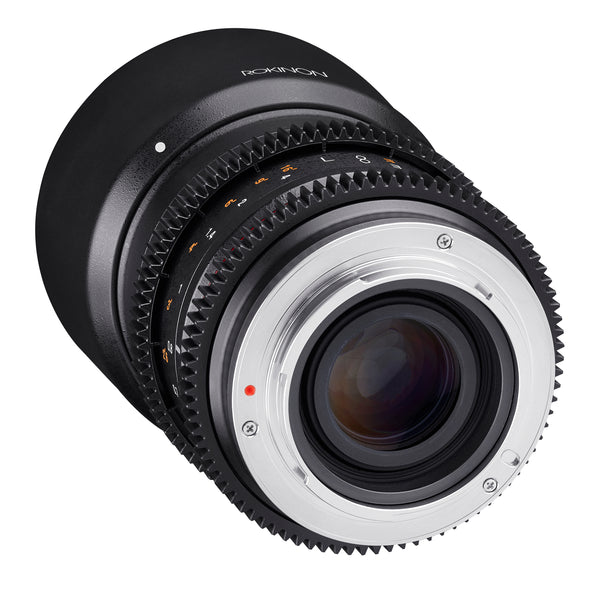 Rokinon 50mm T1.3 High Speed Cine Lens for Fuji X Mount