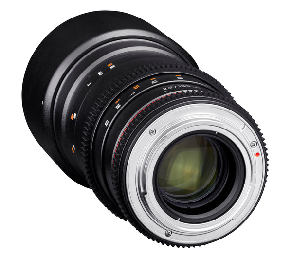 Rokinon Cine DS 135mm T2.2 Telephoto Cine Lens for Sony E