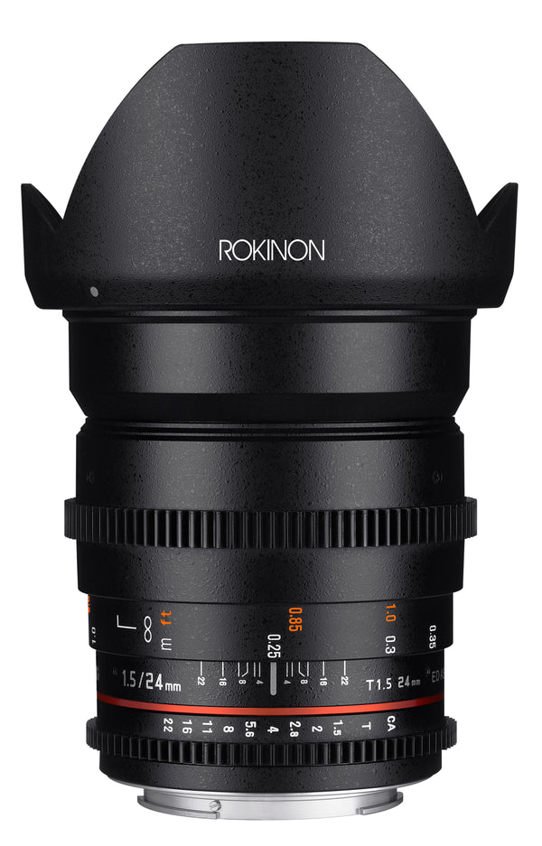 Rokinon DS 24mm T1.5 Cine Lens for Sony A