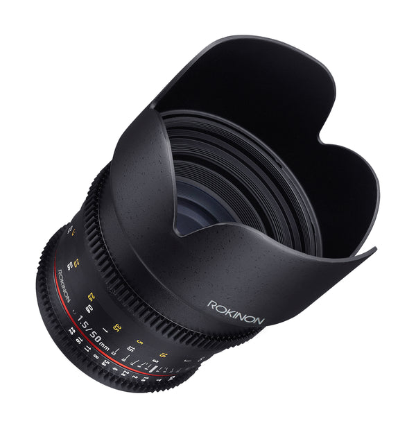 Rokinon DS 50mm T1.5 Cine Lens for Sony A