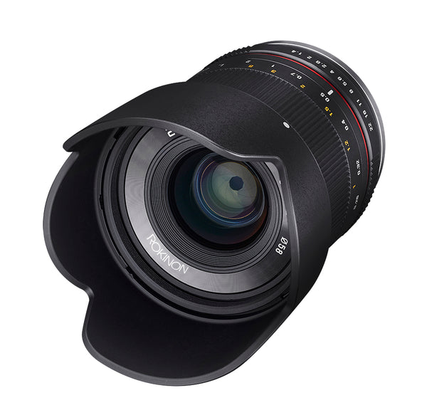 Rokinon 21mm F1.4 High Speed Wide Angle Lens for Fuji X Mount