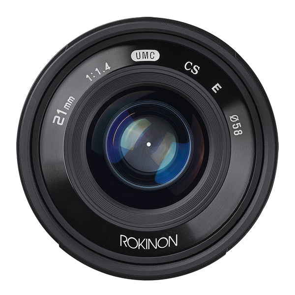 Rokinon 21mm F1.4 High Speed Wide Angle Lens for Micro Four Thirds