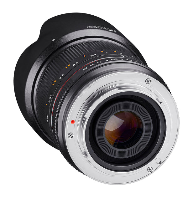 Rokinon 21mm F1.4 High Speed Wide Angle Lens for Canon M
