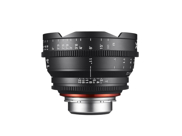 XEEN by ROKINON 14mm T3.1 Professional Cine Lens for Micro 4-3 Mount