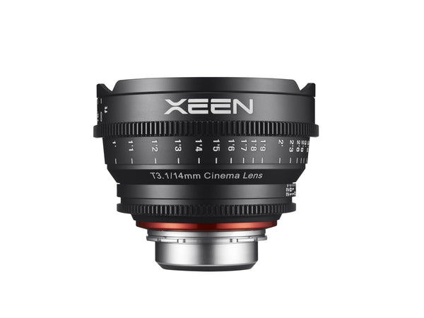 XEEN by ROKINON 14mm T3.1 Professional Cine Lens for PL Mount