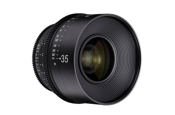 XEEN by ROKINON 35mm T1.5 Professional Cine Lens for Canon EF Mount