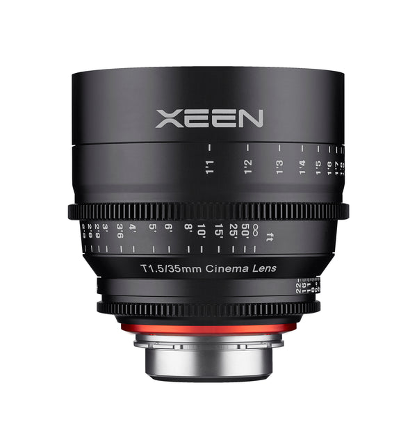 XEEN by ROKINON 35mm T1.5 Professional Cine Lens for PL Mount