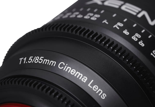 XEEN by ROKINON 85mm T1.5 Professional Cine Lens for Micro 4-3 Mount
