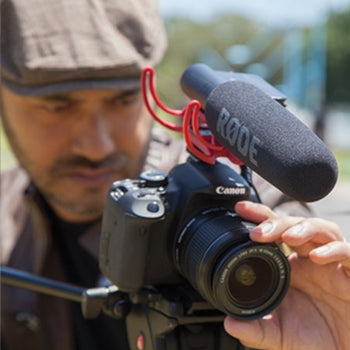 Rode VideoMic with Rycote Suspension System