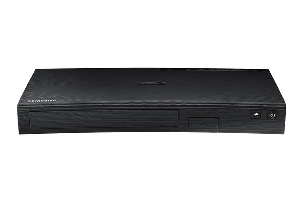Samsung Curved 3D Blu-ray Player with Wi-Fi