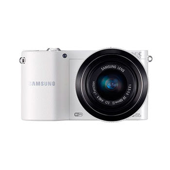 Samsung NX1100 ILC System Camera with 20-50mm f-3.5-5.6 ED II Zoom Lens