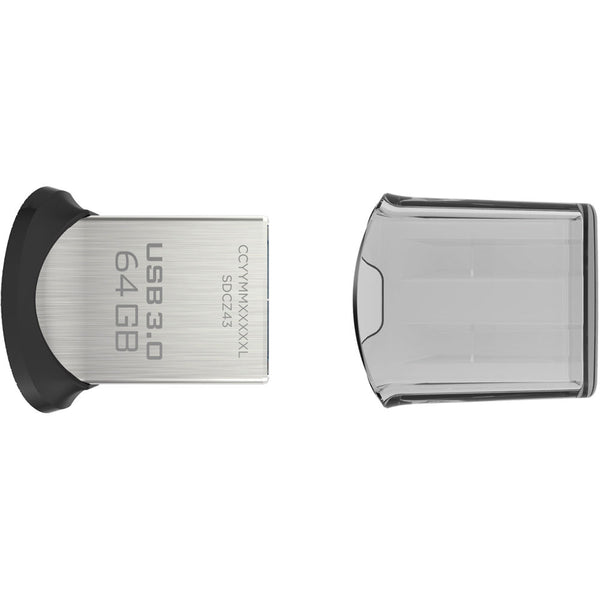 SanDisk 64GB Cruzer Fit USB 3.0 Flash Drive